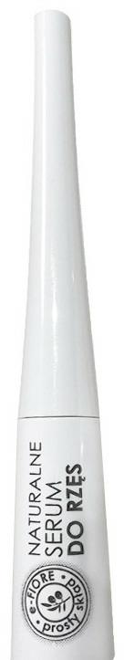 Prírodné sérum na rast mihalníc - E-Fiore Natural Lash Serum