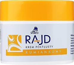 Voňavky, Parfémy, kozmetika Krém na tvár s harmančekom - Pollena Savona Face Cream