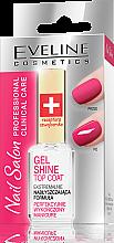 Voňavky, Parfémy, kozmetika Lak-sérum na nechty - Eveline Cosmetics Nail Salon Clinical Care