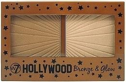 Voňavky, Parfémy, kozmetika Bronzer na tvár - W7 Hollywood Bronze & Glow