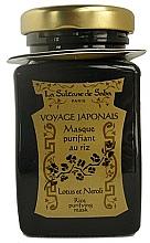 Voňavky, Parfémy, kozmetika Maska na tvár - La Sultane De Saba Rice Powder Purifying Rice Mask