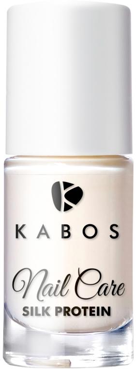 Kondicionér s prírodnými hodvábnymi proteínmi - Kabos Nail Care Silk Protein