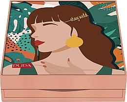 Voňavky, Parfémy, kozmetika Paleta na líčenie - Pupa Pupart M Stay Wild