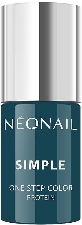 Gélový lak na nechty - NeoNail Simple One Step Color Protein