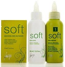 Voňavky, Parfémy, kozmetika Chemický komplex pre tenké a farbené vlasy - Vitality's Soft №1