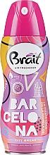 """Voňavky, Parfémy, kozmetika Osviežovač vzduchu """"City Break -Barcelona"""" - Brait Dry Air"""