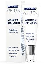 Voňavky, Parfémy, kozmetika Nočný krém na tvár - Novaclear Whiten Whitening Night Cream