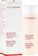 Voňavky, Parfémy, kozmetika Sérum - Clarins Renew-Plus Body Serum