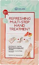 Voňavky, Parfémy, kozmetika Osviežujúca viacstupňová starostlivosť o ruky - Celkin Refreshing Multi Step Hand Treatment