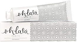 Voňavky, Parfémy, kozmetika Bieliaca zubná pasta - Ohlala Whitening Mint