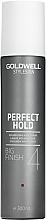 Voňavky, Parfémy, kozmetika Objemový lak pre silnú fixáciu - Goldwell Style Sign Perfect Hold Big Finish Volumizing Hairspray