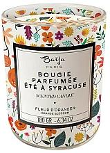 Voňavky, Parfémy, kozmetika Vonná sviečka - Baija Ete A Syracuse Scented Candle