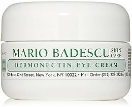 Voňavky, Parfémy, kozmetika Krém na pokožku okolo očí s dermonektínom - Mario Badescu Dermonectin Eye Cream