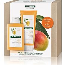 Voňavky, Parfémy, kozmetika Sada - Klorane Mango (shm/200ml + balm/200ml)