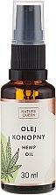 Voňavky, Parfémy, kozmetika Kozmetický olej konopných semienok - Nature Queen Hemp Oil