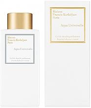 Voňavky, Parfémy, kozmetika Maison Francis Kurkdjian Aqua Universalis - Sprchový krém