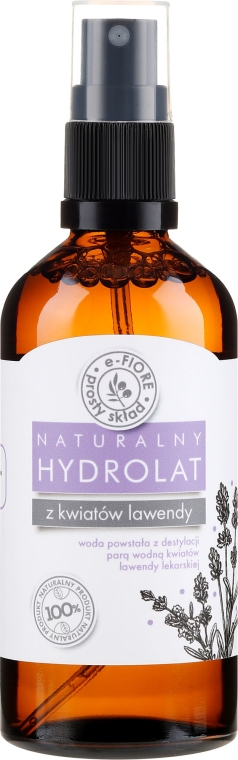 Hydrolat z kvetov levandule - E-Fiore Hydrolat