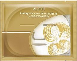 Voňavky, Parfémy, kozmetika Maska na tvár s kolagénom - Pilaten Collagen Crystal Facial Mask