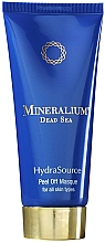 Voňavky, Parfémy, kozmetika Maska na tvár - Mineralium Hydra Source Peel Off Masque