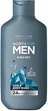 Voňavky, Parfémy, kozmetika Šampón na vlasy a telo - Oriflame North For Men Subzero