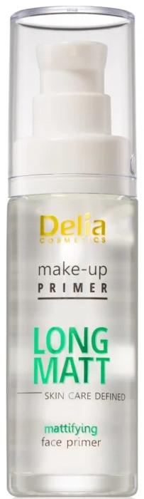 Primer - Delia Cosmetics Long Matt Make Up Primer