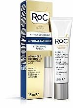 Voňavky, Parfémy, kozmetika Krém na oči - Roc Retinol Correxion Wrinkle Correct Eye Reviving Cream