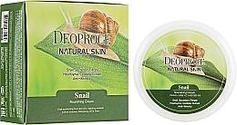 Voňavky, Parfémy, kozmetika Krém na tvár a telo so slimačím extraktom - Deoproce Natural Skin Snail Nourishing Cream