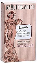 Voňavky, Parfémy, kozmetika Hena, prášok intenzívnej červenej farby - Styx Naturcosmetic Henna Rot Stark