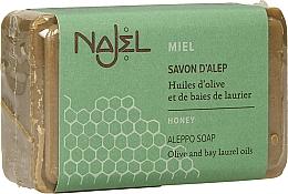 Voňavky, Parfémy, kozmetika Alepské medové mydlo - Najel Soap