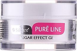 Voňavky, Parfémy, kozmetika Gél na nechty - Silcare Pure Line Sugar Effect