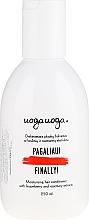 Voňavky, Parfémy, kozmetika Hydratačný kondicionér na vlasy s brusnicami a rozmarínom - Uoga Uoga Moisturising Hair Conditioner