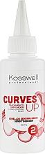 Voňavky, Parfémy, kozmetika Prípravok pre dlhodobý styling - Kosswell Professional Curves Up 2