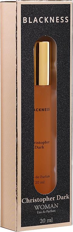Christopher Dark Blackness - Parfumovaná voda (mini)