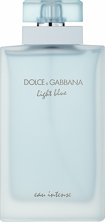 Dolce & Gabbana Light Blue Eau Intense - Parfumovaná voda