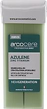 Voňavky, Parfémy, kozmetika Depilačný vosk - Arcocere Azulene Wax