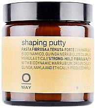 Voňavky, Parfémy, kozmetika Vosk pre dodanie textúry vlasom  - Rolland Oway Shaping putty