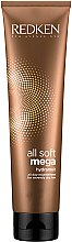 Voňavky, Parfémy, kozmetika Neoplachovacia starostlivosť o suché a tvrdé vlasy - Redken All Soft Mega Hydramelt