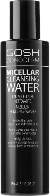 Micelárna voda - Gosh Donoderm Micellar Water — Obrázky N1