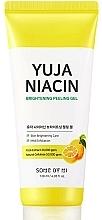 Voňavky, Parfémy, kozmetika Peelingový gél na rozjasnenie pokožky tváre - Some By Mi Yuja Niacin Brightening Peeling Gel