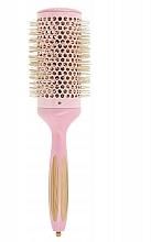 Voňavky, Parfémy, kozmetika Okrúhla kefa na vlasy - Ilu Hair Brush BambooM Round 52 mm