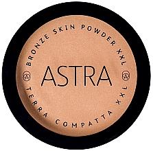Voňavky, Parfémy, kozmetika Bronzer na tvár - Astra Make-Up Bronze Skin Powder XXL