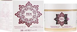 Voňavky, Parfémy, kozmetika Scrub na telo - Ren Moroccan Rose Otto Sugar Body Polish
