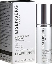 Voňavky, Parfémy, kozmetika Maska na pokožku okolo očí - Jose Eisenberg Excellence Masque Creme Magique Eye Contour
