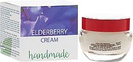 Voňavky, Parfémy, kozmetika Krém na tvár s bezinkou - Hristina Cosmetics Handmade Elderberry Cream