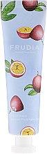 Voňavky, Parfémy, kozmetika Výživný krém na ruky s extraktom z marakuje - Frudia My Orchard Passion Fruit Hand Cream