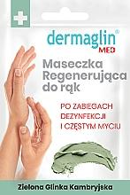 Voňavky, Parfémy, kozmetika Regeneračná maska na ruky - Dermaglin