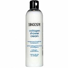 Voňavky, Parfémy, kozmetika Sprchový krém na báze kolagénu - BingoSpa