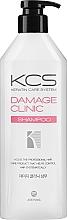 Voňavky, Parfémy, kozmetika Revitalizačný šampón na poškodené vlasy - KCS Demage Clinic Shampoo
