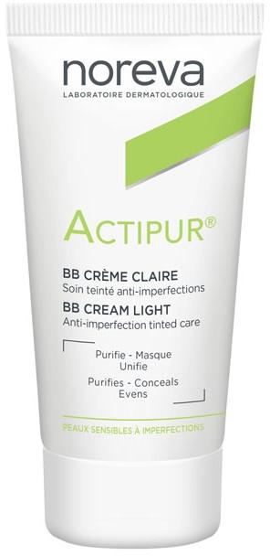 BB-krém - Noreva Laboratoires Actipur Tinted BB Cream