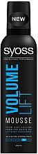 """Voňavky, Parfémy, kozmetika Stylingová pena pre vlasy """"Volume Lift"""", extra silná fixácia - Syoss Volume Lift"""